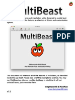 MultiBeast Features 7.3