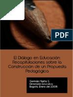El Dialogo en Educación