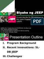 Biyahe Ng JEEP Bunag & Rodriguez 2015 APSLR