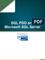 PDO__MSSQLServer