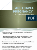 Air Travel Pregnancy