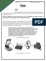 Fax DEBATE COMUNICACION ORAL Y ESCRITA