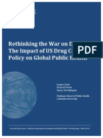 Rethinking the War on Drugs