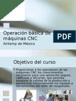 Curso Maquinado CNC