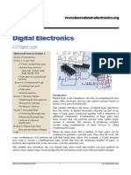 Digital Electronics Module 02