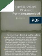 PPT PERMANGANOMETRI