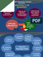 Slides of Appl Linguistics New