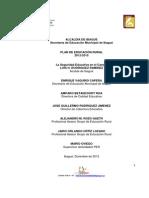 Plan Educativo Per Ibague 2013-Versión Febrero 26
