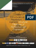 Hitos Estructurales de La Arquitectura y La Ingeniería