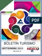 Bo Let in Turismo Septiembre 74