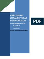 Epidemio, tarea 1- Principales medidas en epidemiología- Lya Sahian Méndez Aguilar.docx