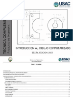 Manual de Auto Cad 2013