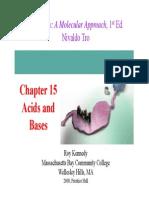 Acidos Bases