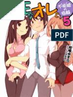 Maou Na Ore to No Yubiwa Volumen 05