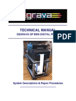 DEGRAVA DP8500 Technical Manual Rev 1.0