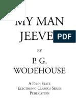 My Man Jeeves6x9. Woodehousse