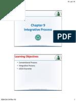 Chapter 9-Integrative Process