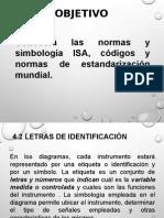 Instrumentación Normas ISA