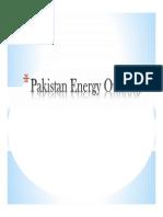 Pakistan Energy Outlook