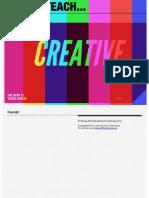 How to Teach Students Creative Writing Sample