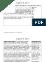 Reporte de Lectura No. 2 La Interpretacion de Las Culturas