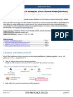 Algoritm Printer Assign IP Address