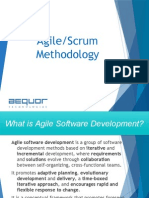 Aequor's Agile/Scrum Methodology