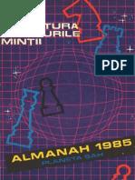 Stere Sah Istoria Sahului 1985 Planeta Sah