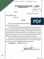 Brad v. Vazquez - Document No. 2