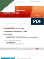 Huawei SingleRAN IP Migration Solution