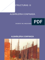 Clase IV Estructuras Albañileria