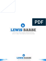 Lewis Barbe Official Comments - American National Standard - ANSI ASAE S323 - Approved