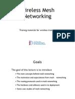15 Mesh Networking v0.2