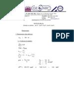 Nota de Calcul-ferme Metalice
