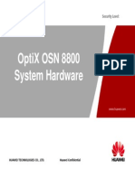 Optix Osn 8800 System Hardware-20090601-A