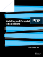 MODELLING AND COMPUTATION IN ENGINEERING