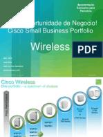 PT 2015-04 Wireless Cisco Small Business Portfolio