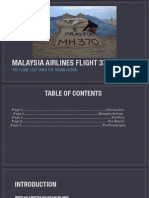 mh370 nonfiction book