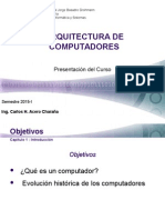ARQUITECTURA DE COMPUTADORES CLASE 01.pptx