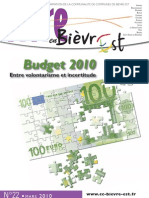 Journal d'information de La CommunautÉ de Communes