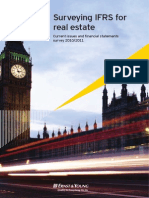 Surveying IFRS for Real Estate
