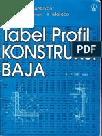 Tabel Profil Konstruksi Baja.pdf