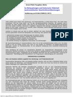 Revisionistische Behauptungen Und Historische Wahrheit - Zur Kritik Rechtsextremistischer Geschichtsverfälschungen (Aufklärung Und Kritik 2-2000 (S. 84 Ff.))