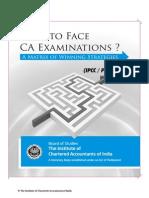 How to Face CA Exam