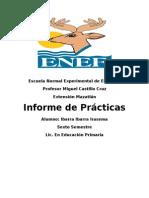 Informe de Prácticas Individual