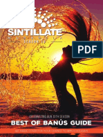Sintillate Best of Banus Guide 2015