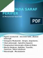 Obat Pada Saraf Perifer(Mys) Indonesia