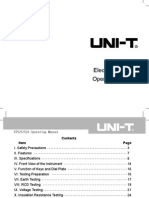 UT525 526 User Manual