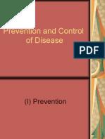 Dis Prevention