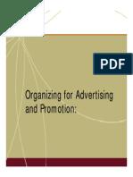 14313 Organization for Advertising